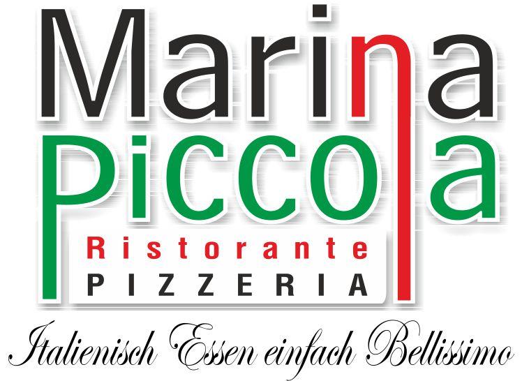 LOGO Marina Piccola Italienisch essen Einfach Bellissimo